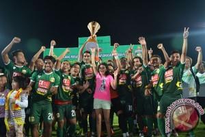 Bhayangkara Surabaya United Juara Trofeo