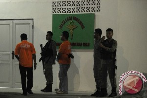 Identifikasi Jenazah WNA Terduga Teroris