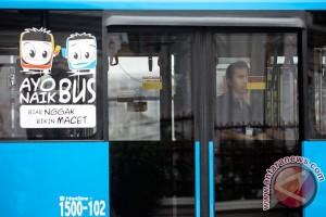 Transjakarta target pengoperasian 20 bus sedang Agustus