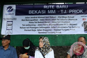 TransBekasi akan susul TransJakarta