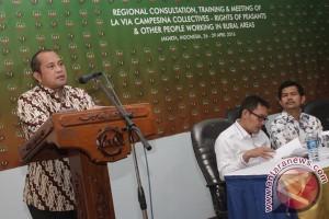 Pembukaan Regional Consultation Training