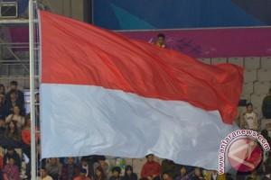 Raja Ampat kibarkan bendera Merah Putih raksasa
