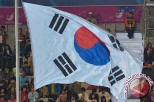 Atlet anggar Gu pembawa bendera Korsel di Olimpiade