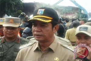 BKD: Wali Kota Jakarta Utara mengundurkan diri