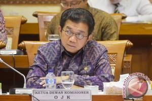 OJK nilai keuangan syariah Indonesia makin berkembang