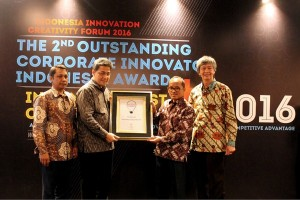 Sinar Mas Land raih Indonesia Most Creative Companies 2016