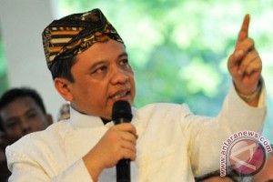 Pangeran Arief tegaskan keraton tidak berpolitik
