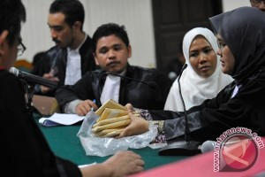 Sidang Kasus Suap DPRD Banten