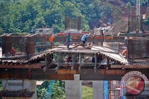 Menteri PUPR tinjau proyek Tol Bawen-Salatiga