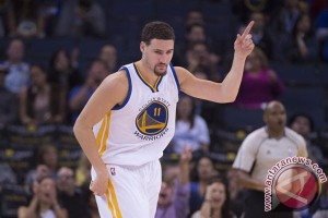 Playoff NBA - Thompson bawa Warriors paksa Game 7 dimainkan