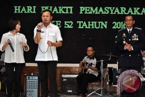 Hari Bhakti Pemasyarakatan Di Bogor