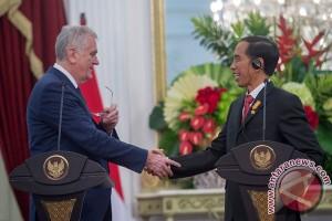 Presiden Jokowi minta Serbia perluas akses pasar Indonesia