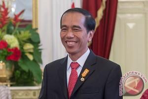 Presiden tiba di Jakarta akhiri kunjungan kerja