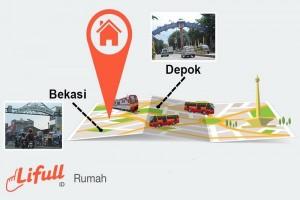 Cari rumah di pinggiran wilayah Jakarta? simak review singkatnya berikut ini