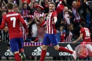 Atletico perpanjang kontrak Saul Niguez hingga 2021