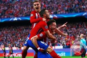 Atletico tekuk Bayern Muenchen 1-0