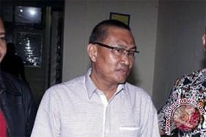 Mantan penjabat bupati Lampung timur ditahan