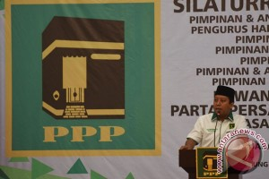 Silaturahmi Pengurus DPP PPP