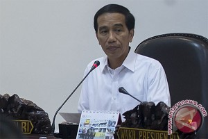 Presiden letakan batu pertama Pasar Mama Jayapura