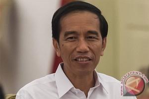 Presiden Jokowi dijadwalkan resmikan proyek infrastruktur di Sulbar