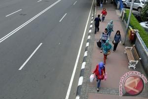 Rencana Pelebaran Trotoar Thamrin Sudirman