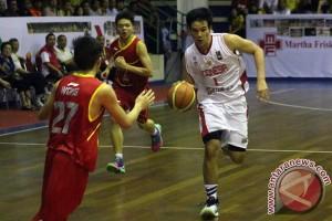 Basket Indonesia pastikan tiket ke Piala Asia