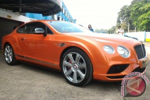Ini alasan Bentley tak mau ikut pameran otomotif di Indonesia