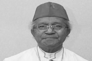 Jenazah Uskup Pangkalpinang dimakamkan Senin