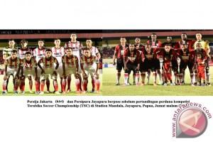 Kompetisi bergengsi sepabola 2016 bergulir dari Papua