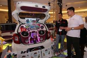 Toyota fasilitasi kreatifitas pemilik Agya