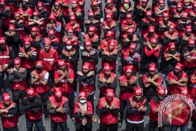 Puluhan ribu pekerja akan ikut aksi Hari Buruh besok