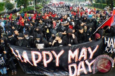 Unjuk Rasa May Day
