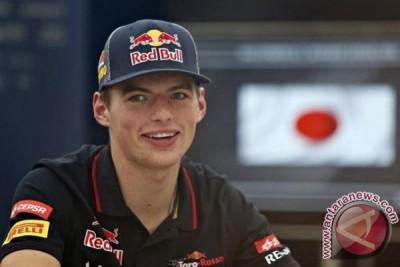 Verstappen bertahan di Red Bull untuk tiga tahun lagi