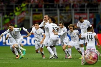 Gol Marcelo menjaga peluang Real meraih gelar
