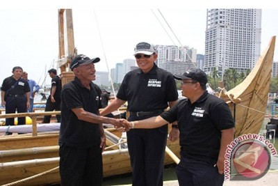 Ekspedisi Spirit of Majapahit 2016