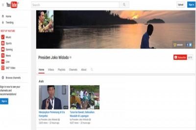 Komunikasi politik digital Jokowi