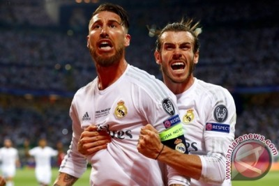 Ramos antar Madrid ungguli Atletico 1-0 di babak pertama