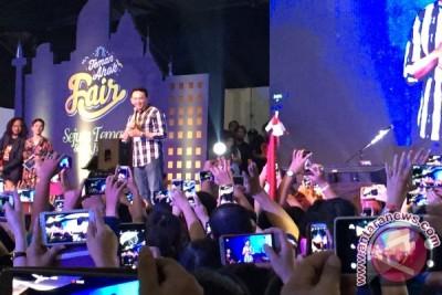 Ahok sebut Teman Ahok Fair langkah maju politik Indonesia