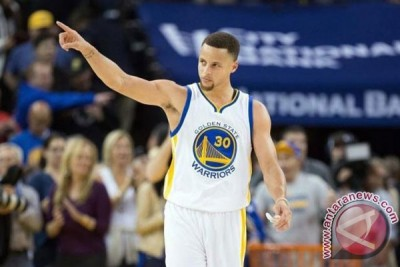 Playoff NBA - Warriors tantang Cavaliers pada Final NBA