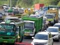 Kemacetan Jelang Libur Panjang Semarang