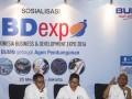 Sosialisasi Penyelenggaraan IBDexpo