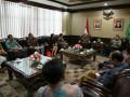 Menag Terima Kunjungan Indosiar Dan SCTV