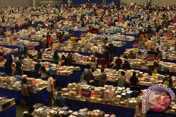 Acara di Jakarta Sabtu ini, pameran pendidikan hingga buku