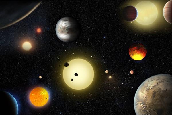 Astronom Temukan Tujuh Planet Mirip Bumi