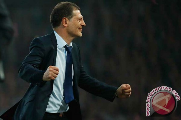 Bilic pastikan Antonio akan absen memperkuat West Ham