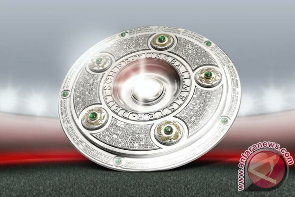 Klasemen sementara Liga Jerman, Bayern Munih teratas