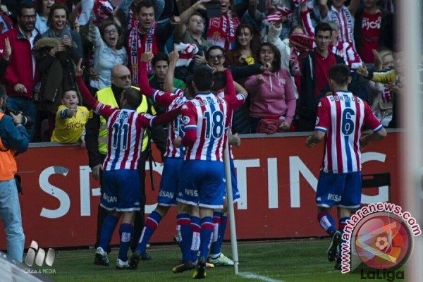 Video: Sporting Gijon vs Villarreal