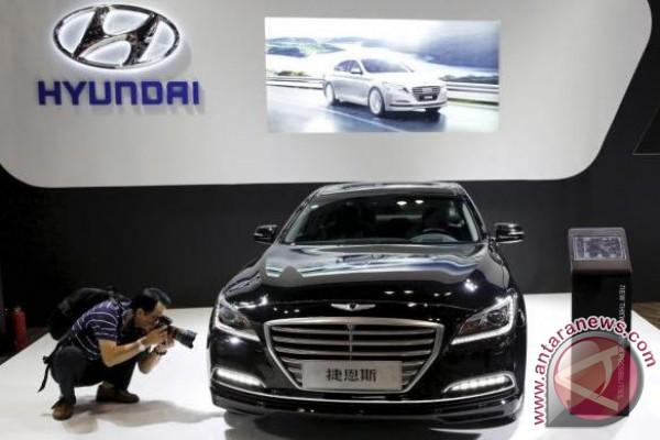 Hyundai alami penurunan penjualan 2,1 persen pada 2016