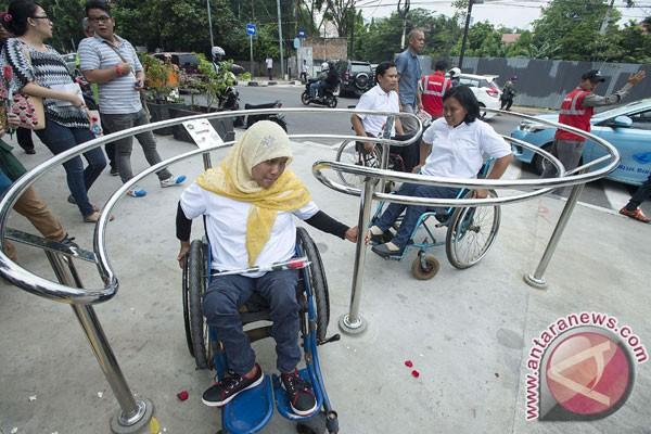 Memfasilitasi kaum disabilitas mudik
