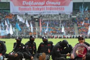 Ribuan buruh padati Gelora Bung Karno